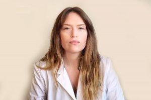 doctora María Gabriela Moran Cárdenas, Dermatóloga