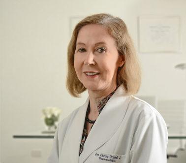 Doctora María Cecilia Jorquera