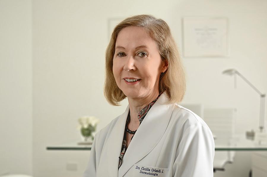 Dra. Ma. Cecilia Orlandi Jorquera