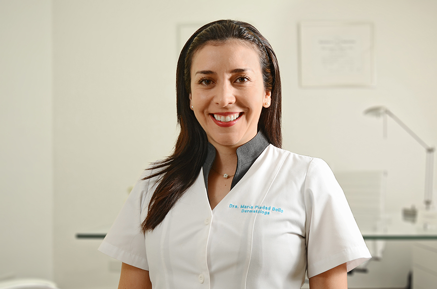 Dra. María Piedad Bello Pineda