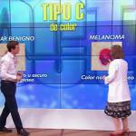 Doctora Orlandi en Bienvenidos Canal 13